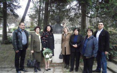 Чествување по повод 90 години од раѓањето на С.Х Тефов – ФЕТКИН