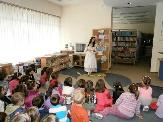 Обележување на светската недела на детето