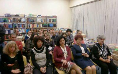Поетско читање во спомен на поетот Томе Андов