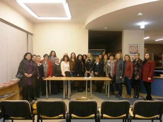 Одбележување на меѓународниот ден на мајчиниот јазик