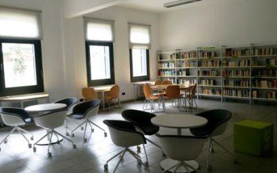 """Библиотеката """"Феткин"""" во работна посета на """"GOETHE"""" институтот во Солун"""