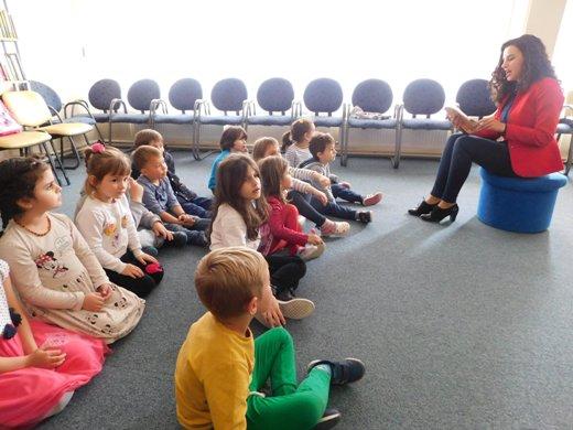 Одбележување на меѓународниот ден на детската книга