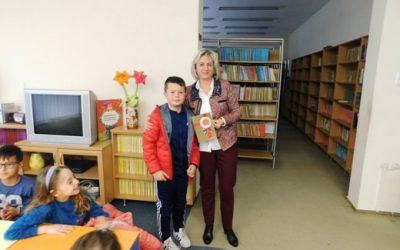 """Посета на библиотеката """"Феткин"""""""