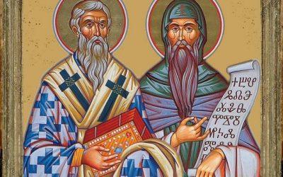 Во чест на Св. Кирил и Методиј
