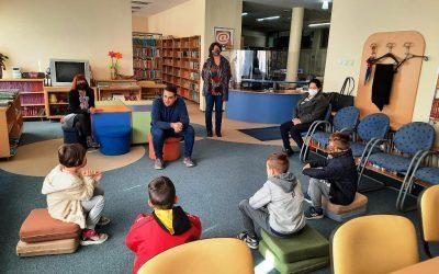 Нови членови во библиотека Феткин